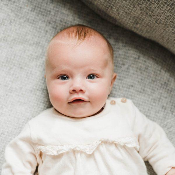 Baby 5 maanden oud